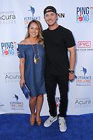 11 August 2016 - Los Angeles, California. Scott Kazmir. Clayton Kershaw's 4th Annual Ping Pong 4 Purpose Celebrity Tournament held at Dodger Stadium. Photo Credit: Birdie Thompson/AdMedia