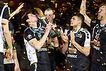 Prize Giving Ceremony - DVV-Pokalfinale 2016