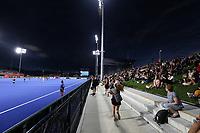 General view during the Pro League Hockey match between the Blacksticks women and Argentina, Nga Punawai, Christchurch, New Zealand, Friday 28 February 2020. Photo: Simon Watts/www.bwmedia.co.nz