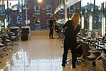 David Murray Hair and Beauty, Laurence Centre...Picture Jenny Matthews/Newsfile.ie
