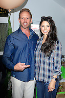 """WEST HOLLYWOOD - JUN 15: Ian Ziering, Renee  Herlocker at the """"At Home with the Zierings"""" Blog Launch Party at Au Fudge on June 15, 2016 in West Hollywood, California"""