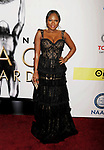 PASADENA, CA - FEBRUARY 11: Actress Naturi Naughton arrives at the 48th NAACP Image Awards at Pasadena Civic Auditorium on February 11, 2017 in Pasadena, California.