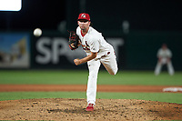 Palm Beach Cardinals pitcher Patrick Dayton (30) during a Florida State League game against the Clearwater Threshers on August 9, 2019 at Roger Dean Chevrolet Stadium in Jupiter, Florida.  Palm Beach defeated Clearwater 3-0 in the second game of a doubleheader.  (Mike Janes/Four Seam Images)