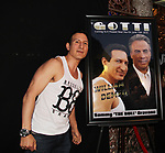"Actors William DeMeo in film with John Travolta - Brooklyn, New York celebaates William DeMeo's upcoming role in Gotti film in which he plays Sammy ""The Bull"" Gravano in a block party on May 23, 2018 along with cast.  (Photo by Sue Coflin/Max Photos)"