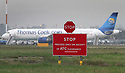"23/10/19<br /> <br /> Undated file photo<br /> <br /> Thomas Cook has collapsed after last-minute negotiations aimed at saving the 178-year-old holiday firm failed.<br /> <br /> The UK Civil Aviation Authority (CAA) said the tour operator had ""ceased trading with immediate effect"".<br /> <br /> It has also triggered the biggest ever peacetime repatriation, aimed at bringing more than 150,000 British holidaymakers home.<br /> <br /> <br /> <br /> All Rights Reserved, F Stop Press Ltd +44 (0)7765 242650 www.fstoppress.com rod@fstoppress.com"
