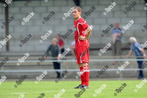 2012-07-28 / Voetbal / seizoen 2012-2013 / VC Herentals / Jelle Van Doninck..Foto: Mpics.be