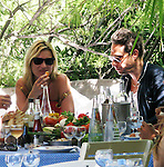 Kate Moss in St Tropez 08/04/2009