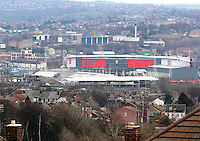ROTHERHAM UNITED, NEW YORK STADIUM.