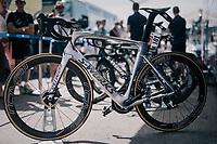 Marcel Kittel's (DEU/QuickStep Floors) disk brake enabled race machine<br /> <br /> 104th Tour de France 2017<br /> Stage 6 - Vesoul › Troyes (216km)