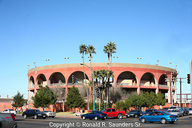 BULLRING IN MEXICALI