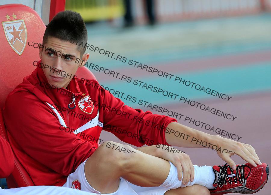 Fudbal Jelen Super League season 2015-2016<br /> Crvena Zvezda v Javor<br /> Srdjan Plavsic<br /> Beograd, 23.08.2015.<br /> foto: Srdjan Stevanovic/Starsportphoto&copy;