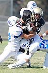 Palos Verdes, CA 09/18/09 - Ryan Pierson (#3) Johnny Tidwell (#24) Ky Dorsey (#23)