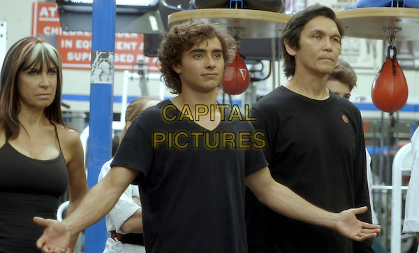 The Martial Arts Kid (2015)<br /> Cynthia Rothrock, Jansen Panettiere, Don 'The Dragon' Wilson<br /> *Filmstill - Editorial Use Only*<br /> CAP/FB<br /> Image supplied by Capital Pictures