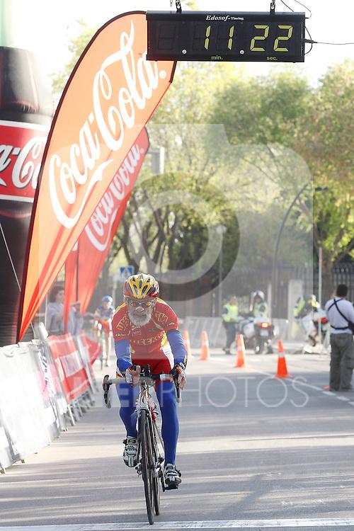 171 Justo Diaz Otero Cuesma cri master . (ALTERPHOTOS/ACERO)