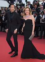 Adrien Brody &amp; Caroline Scheufele at the Closing Gala for the 70th Festival de Cannes, Cannes, France. 28 May 2017<br /> Picture: Paul Smith/Featureflash/SilverHub 0208 004 5359 sales@silverhubmedia.com