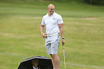 Mike Tindall pulls a face as he watches his putt 5th slip past.<br /> Celebrity Cup Golf<br /> Celtic Manor Resort<br /> 04.07.14<br /> &copy;Steve Pope-SPORTINGWALES