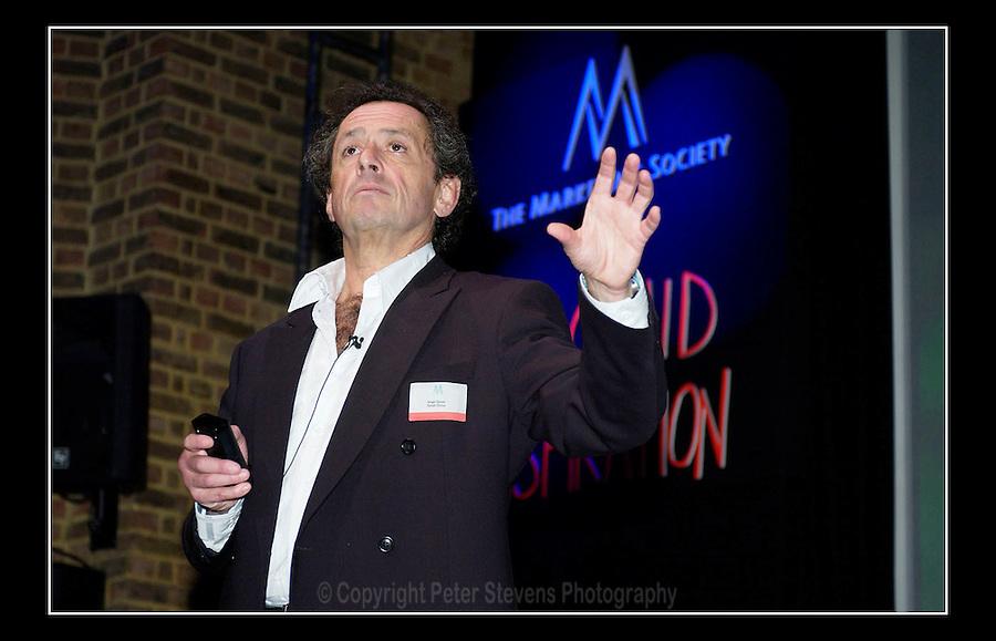 Sergio Zyman - Liquid Inspiration - The Marketing Society - 27th April 2004