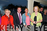 Daffy Car Sales Opening : Pictured at the opening of Michael Daffy's Car sales showroom in Liselton on Friday night last were Shelia Cremin, Michael Daffy, Gretta Murphy & Noelle Hegarty.