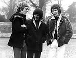 Walker Brothers 1967 Scott, Gary and John.© Chris Walter.