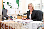 Anne O'Callaghan, current acting Deputy Principal at C.B.S. the Green Secondary School, Tralee, pictured on Wednesday. She will be taking up the post of Principal on the 1st of September.
