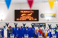 Picture by Rogan Thomson/SWpix.com - 08/12/2017 - Swimming - Team Bath Karen Bowen Feature -  Bath University, Bath, England - General View as members of Team Bath AS train.