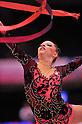 Melitina Staniouta (BLR), ..OCTOBER 28, 2011 - Rhythmic Gymnastics : AEON CUP 2011 Worldwide R.G. Club Championships at Tokyo Metropolitan Gymnasium, Tokyo, Japan. (Photo by Jun Tsukida/AFLO SPORT) [0003]
