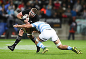 9th September 2017, Yarrow Stadium, New Plymouth. New Zealand; Supersport Rugby Championship, New Zealand versus Argentina; New Zealands Kieran Read