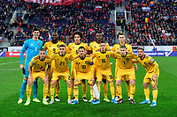 Picture of Belgian team  <br /> Saint Petersbourg  - Qualification Euro 2020 - 16/11/2019 <br /> Russia - Belgium <br /> Foto Photonews/Panoramic/Insidefoto <br /> ITALY ONLY