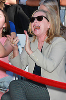 Amy Madigan<br /> at the Ed Harris Star on the Hollywood Walk of Fame, Hollywood, CA 03-13-15<br /> Dave Edwards/DailyCeleb.com 818-249-4998