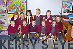 Starting their school journey on September 2nd were pupils from Glengort National School, Brosna.