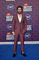 NASHVILLE, TN - JUNE 5: Thomas Rhett attends the 2019 CMT Music Awards at Bridgestone Arena on June 5, 2019 in Nashville, Tennessee. (Photo by Tonya Wise/PictureGroup)