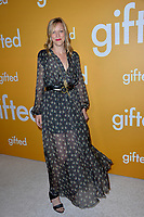 Producer Karen Lunder at the premiere for &quot;Gifted&quot; at The Grove. Los Angeles, USA 04 April  2017<br /> Picture: Paul Smith/Featureflash/SilverHub 0208 004 5359 sales@silverhubmedia.com