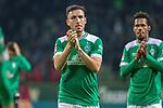 01.12.2018, Weser Stadion, Bremen, GER, 1.FBL, Werder Bremen vs FC Bayern Muenchen, <br /> <br /> DFL REGULATIONS PROHIBIT ANY USE OF PHOTOGRAPHS AS IMAGE SEQUENCES AND/OR QUASI-VIDEO.<br /> <br />  im Bild<br /> <br /> Kevin M&ouml;hwald / Moehwald (Werder Bremen #06)<br /> entt&auml;uscht / enttaeuscht / traurig / Niederlage<br /> <br /> Foto &copy; nordphoto / Kokenge
