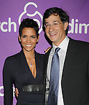 LOS ANGELES, CA. - November 07: Halle Berry and Dr. Robert Katz, M.D. arrive at the March of Dimes 4th Annual Celebration of Babies at the Four Seasons Hotel on November 7, 2009 in Los Angeles, California.