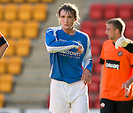 St Johnstone FC Season 2012-13.Chris Kane.Picture by Graeme Hart..Copyright Perthshire Picture Agency.Tel: 01738 623350  Mobile: 07990 594431