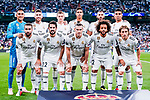 AAA prior to the UEFA Champions League 2018-19 match between Real Madrid and Roma at Estadio Santiago Bernabeu on September 19 2018 in Madrid, Spain. Photo by Diego Souto / Power Sport Images