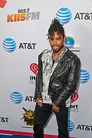 Miguel at the Wango Tango by AT&T at Banc of California Stadium 06/03/18