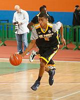 April 9, 2011 - Hampton, VA. USA;  Jodan Price participates in the 2011 Elite Youth Basketball League at the Boo Williams Sports Complex. Photo/Andrew Shurtleff