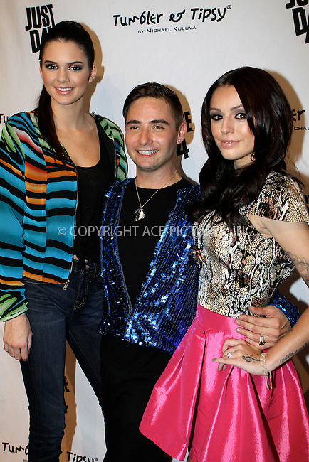 WWW.ACEPIXS.COM....September 11 2012, New York City....Singer Cher Lloyd, Michael Kuluva and Kendall Jenner at the Tumbler And Tipsy By Michael Kuluva spring 2013 fashion show during Style360 at Metropolitan Pavillion on September 11, 2012 in New York City.......By Line: Nancy Rivera/ACE Pictures......ACE Pictures, Inc...tel: 646 769 0430..Email: info@acepixs.com..www.acepixs.com