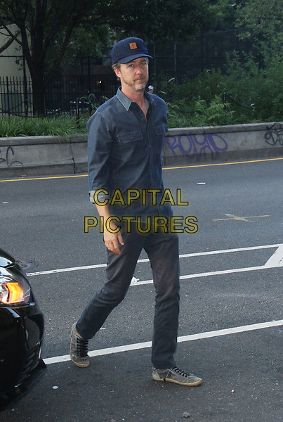 NEW YORK, NY August 01, 2017 Edward Norton attend Momentum Pictures presents a special screening of Fun Mom Dinner at Landmark Sunshine Theater in New York August01 2017. <br /> CAP/MPI/RW<br /> &copy;RW/MPI/Capital Pictures