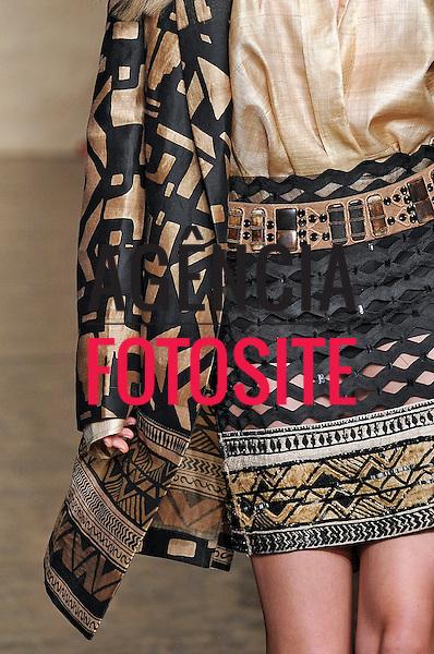 Nova Iorque, EUA &sbquo;09/09/2013 - Desfile de Donna Karan durante a Semana de moda de Nova Iorque  -  Verao 2014. <br /> Foto: FOTOSITE