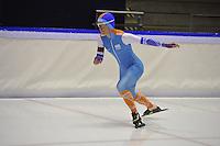 SCHAATSEN: HEERENVEEN: 16-01-2016 IJsstadion Thialf, Trainingswedstrijd Topsport, Diane Valkenburg, ©foto Martin de Jong