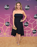 05 August 2019 - West Hollywood, California - Chelsey Crisp. ABC's TCA Summer Press Tour Carpet Event held at Soho House.   <br /> CAP/ADM/BB<br /> ©BB/ADM/Capital Pictures