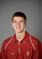 Daniel Tublin of the Stanford volleyball team.