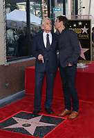 Hollywood, CA - November 06 Michael Douglas, Eric McCormack, Attends Michael Douglas Honored With Star On The Hollywood Walk Of Fame on November 06, 2018. <br /> CAP/MPI/FS<br /> &copy;FS/MPI/Capital Pictures