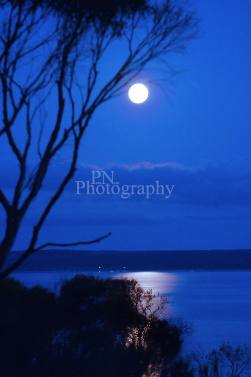 Photo taken from my house one amazing night