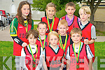 Gold medals winners at the county community games held in Castleisland recently were Emmett Cronin, Holly Kennelly, Peter O'Sullivan, Cian McCarthy, Killian Buckley, Ava Burke, Ciara Kennelly, Gary Cronin and Rossa Bellew, Fossa.
