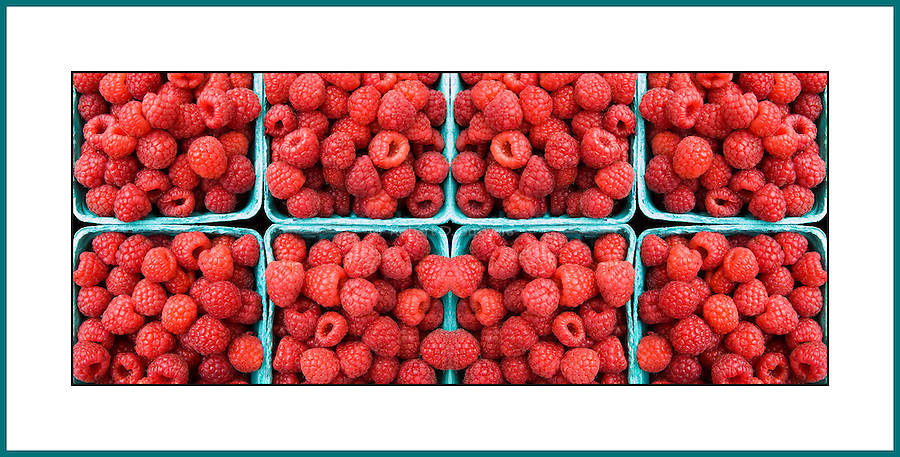Fresh Food - Raspberries
