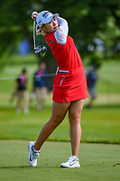 Jeongeun6 Lee (KOR) watches her tee shot on 12 during the round 1 of the KPMG Women's PGA Championship, Hazeltine National, Chaska, Minnesota, USA. 6/20/2019.<br /> Picture: Golffile | Ken Murray<br /> <br /> <br /> All photo usage must carry mandatory copyright credit (© Golffile | Ken Murray)