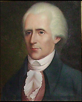 BNPS.co.uk (01202 558833)<br /> Pic: Savills/BNPS<br /> <br /> Richard Henry Lee who was one of the signatories of the American Declaration of Independence.<br /> <br /> American buyers will be rushing to view Coton Hall near Bridgnorth in Shropshire...<br /> <br /> For the quintessential English estate, complete with ruined chapel, is actually the ancestral home to two founding fathers, a legenday civil war confederate general and even the 12th  President of the United States.<br /> <br /> Coton Hall was the ancestral home of the Lee family, who following Richard Lee's move to the fledgling colony of Virginia in 1639, produced one of America's most influential dynastys - with two members signing the Declaration of Independence in 1776, Zachary Taylor, the twelve President, and most famously Confederate General Robert E Lee.<br /> <br /> The picturesque property is now on the market with Savills for &pound;2.25million.